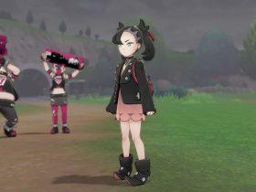 Pokémon Sword And Shield Marnie Screenshot