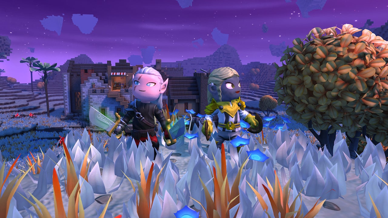 Portal Knights Elves, Rogues And Rifts Screenshot