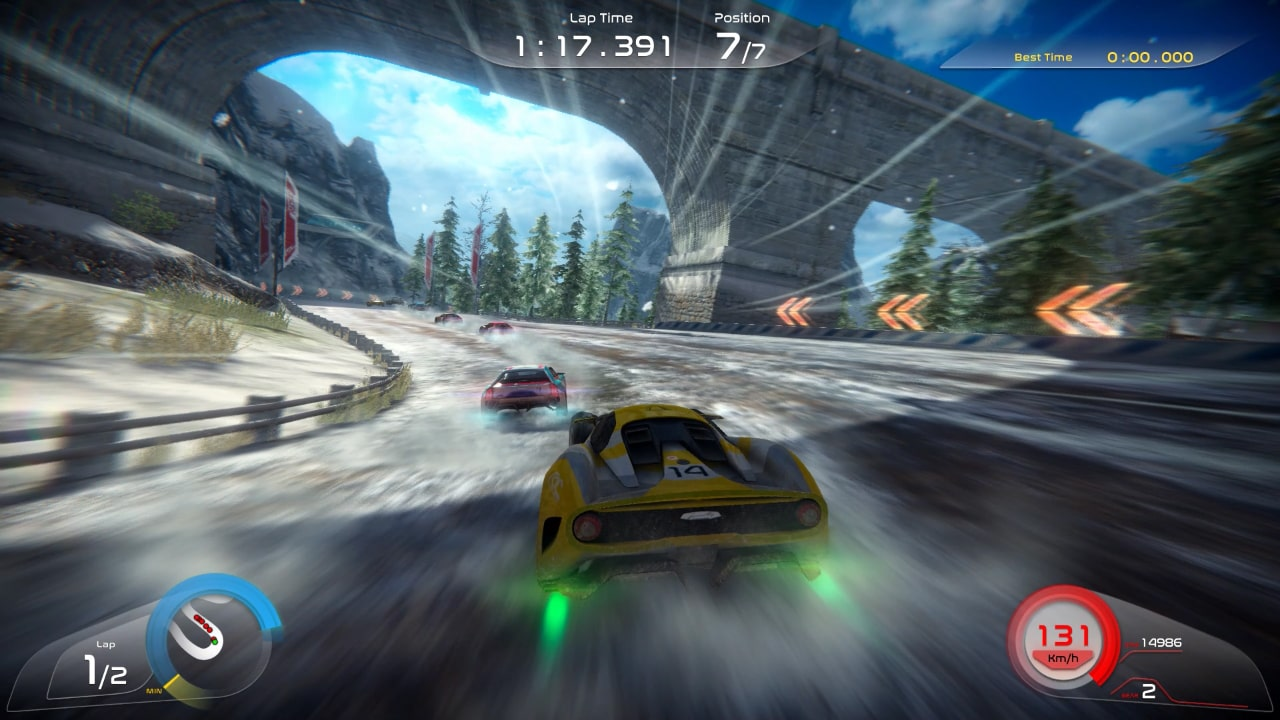 Rise: Race The Future Review Screenshot 3