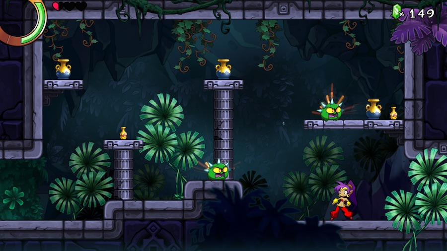 Shantae And The Seven Sirens Screenshot 2
