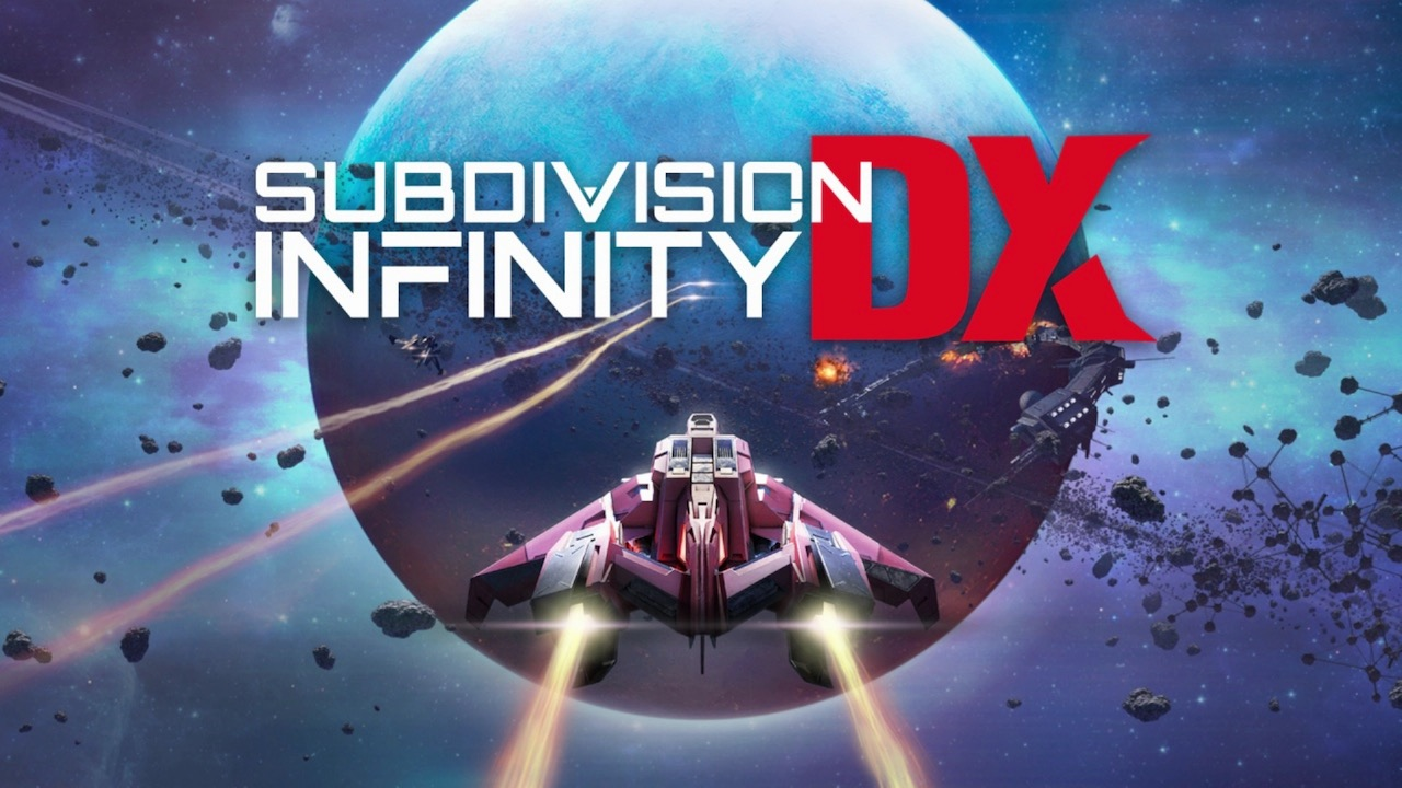 Subdivision Infinity DX Logo