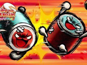 Taiko No Tatsujin: Drum 'N' Fun! DonKatsu Fight Screenshot