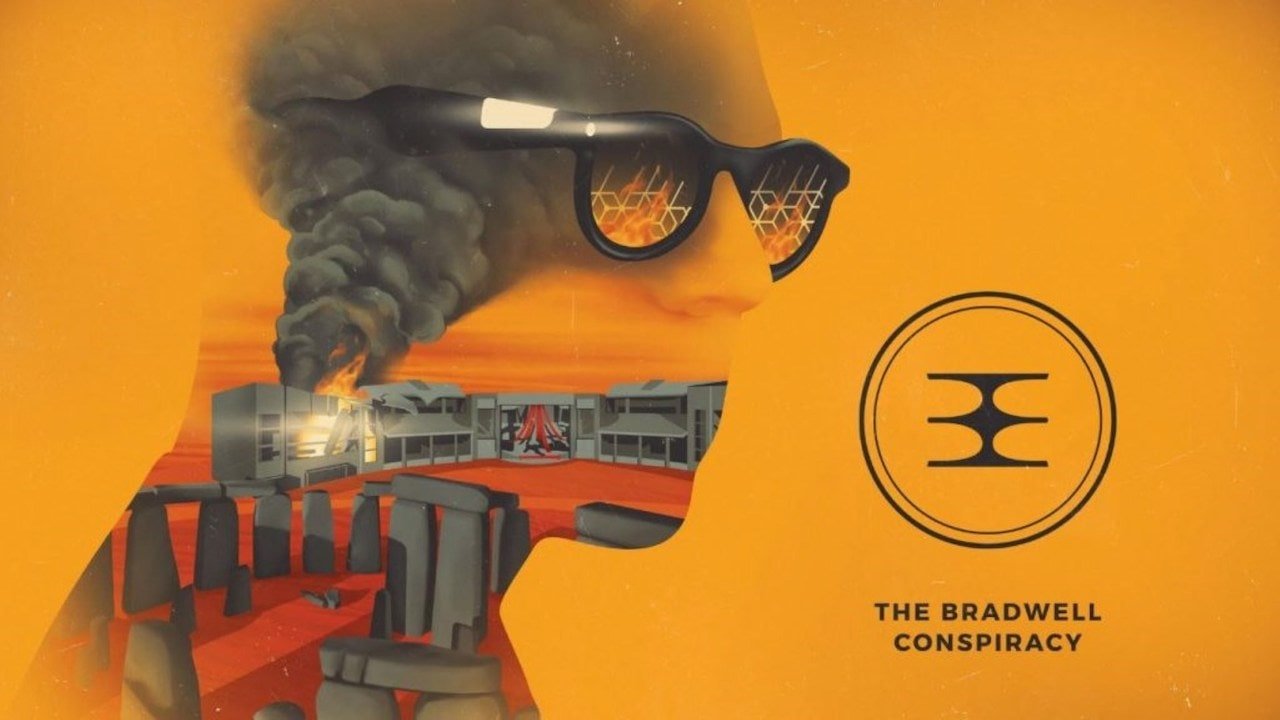 The Bradwell Conspiracy Logo