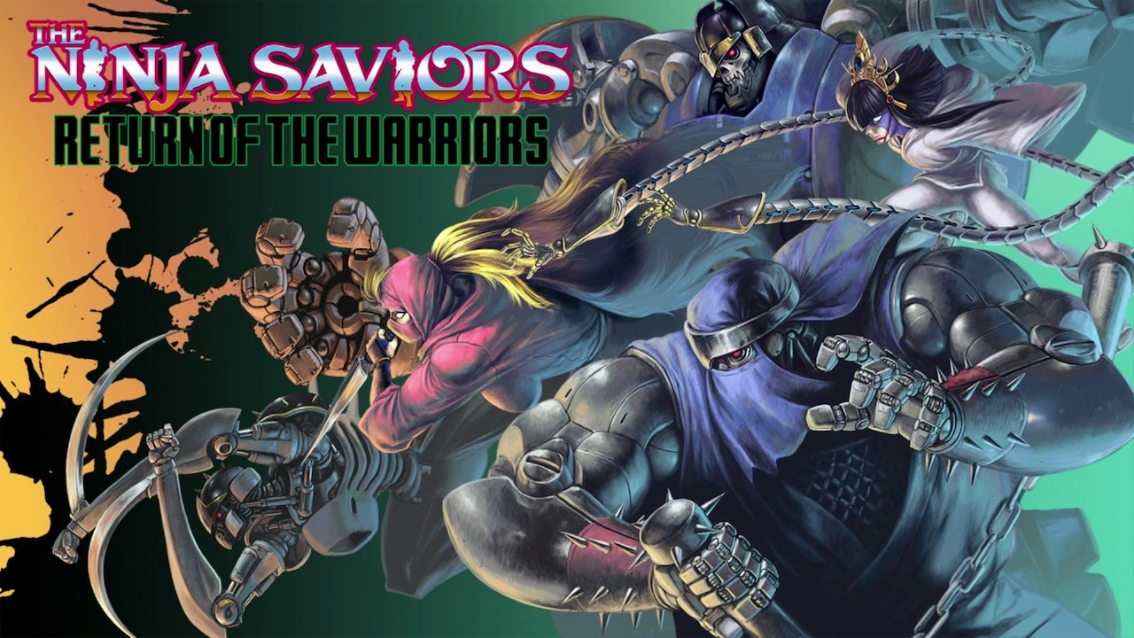 The Ninja Saviors: Return Of The Warriors Review Header
