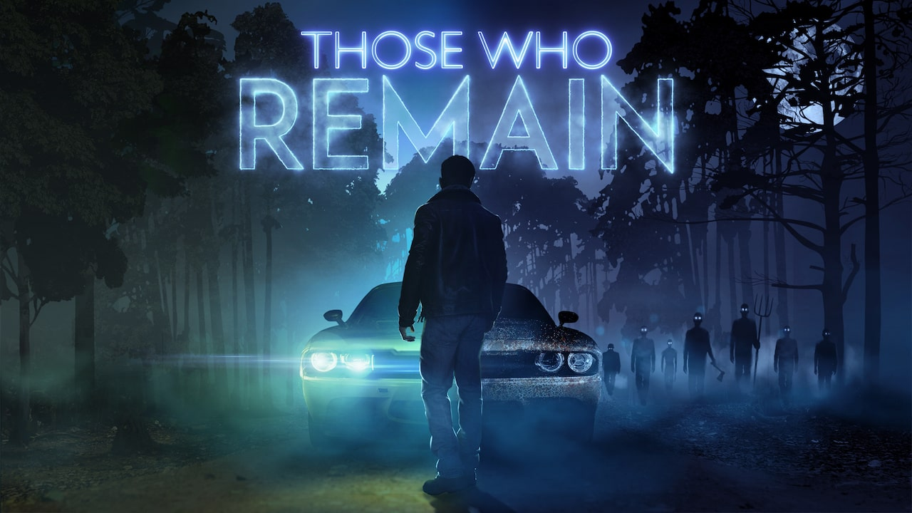 Those Who Remain Logo
