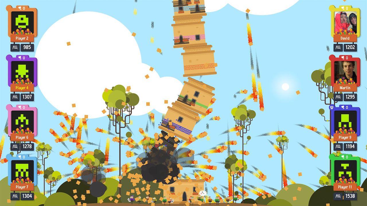 Turmbau Zu Babel Spiel
