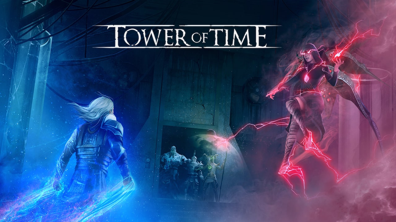 Tower Of Time Key Art