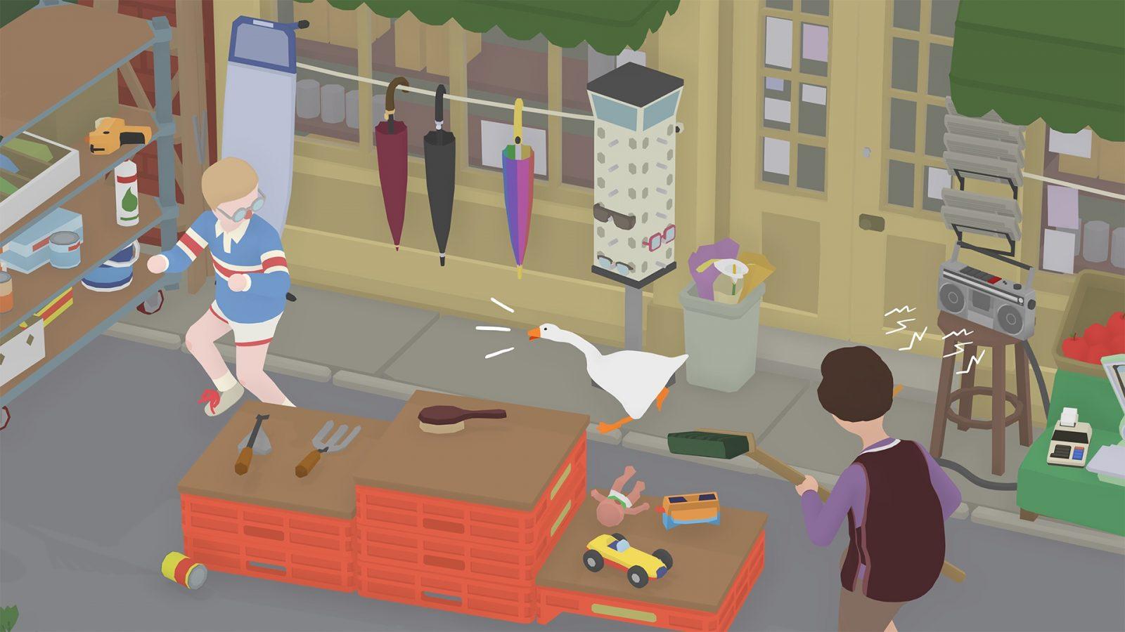 Untitled Goose Game Screenshot 11