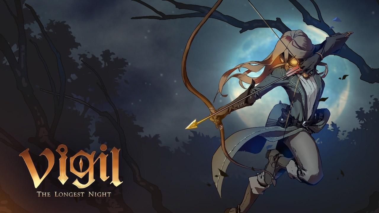 Vigil: The Longest Night Logo