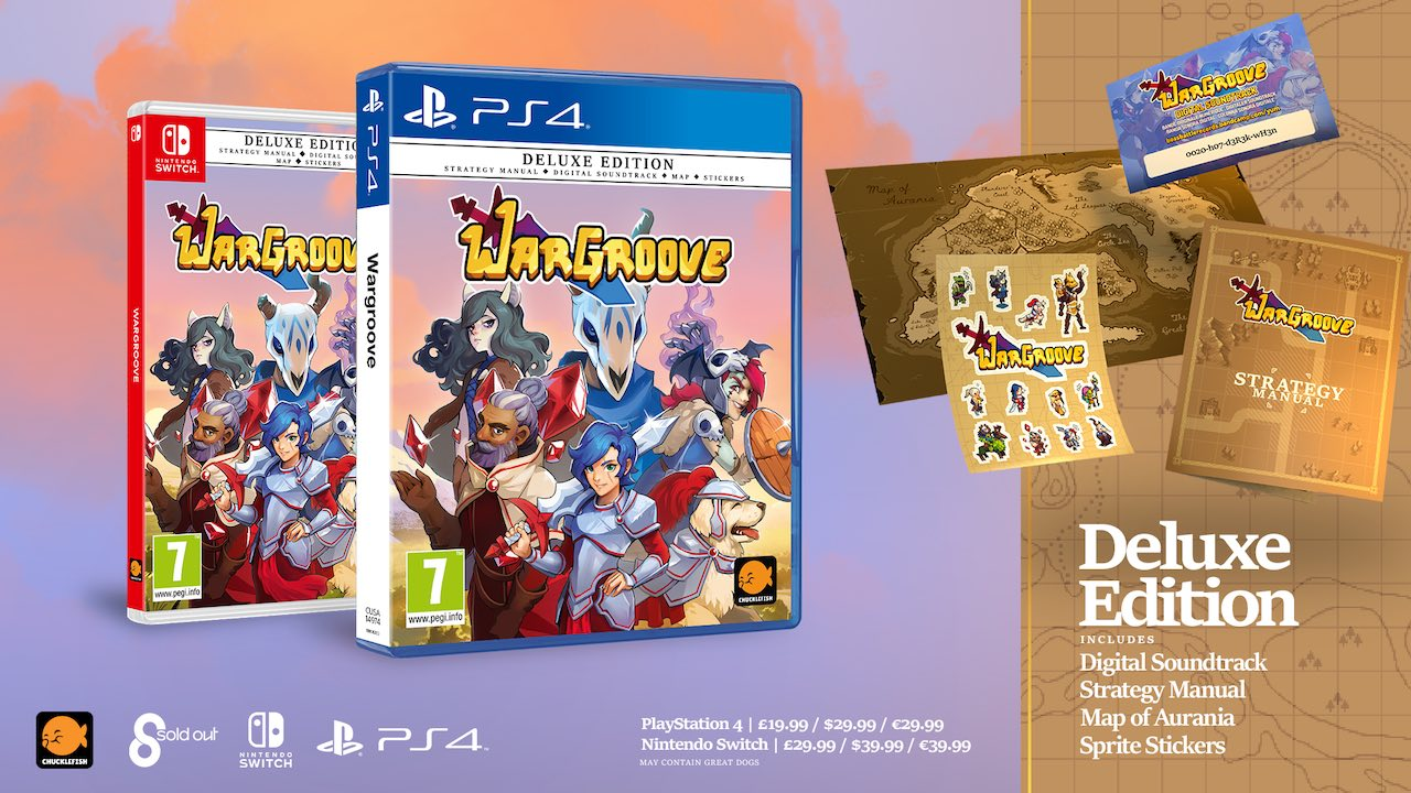 Wargroove Deluxe Edition Photo