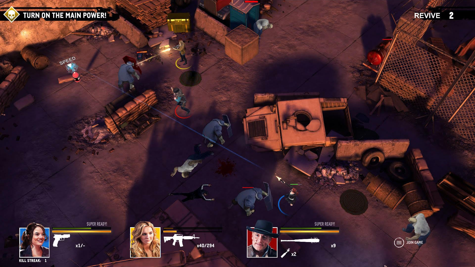 Zombieland: Double Tap - Road Trip Screenshot 3