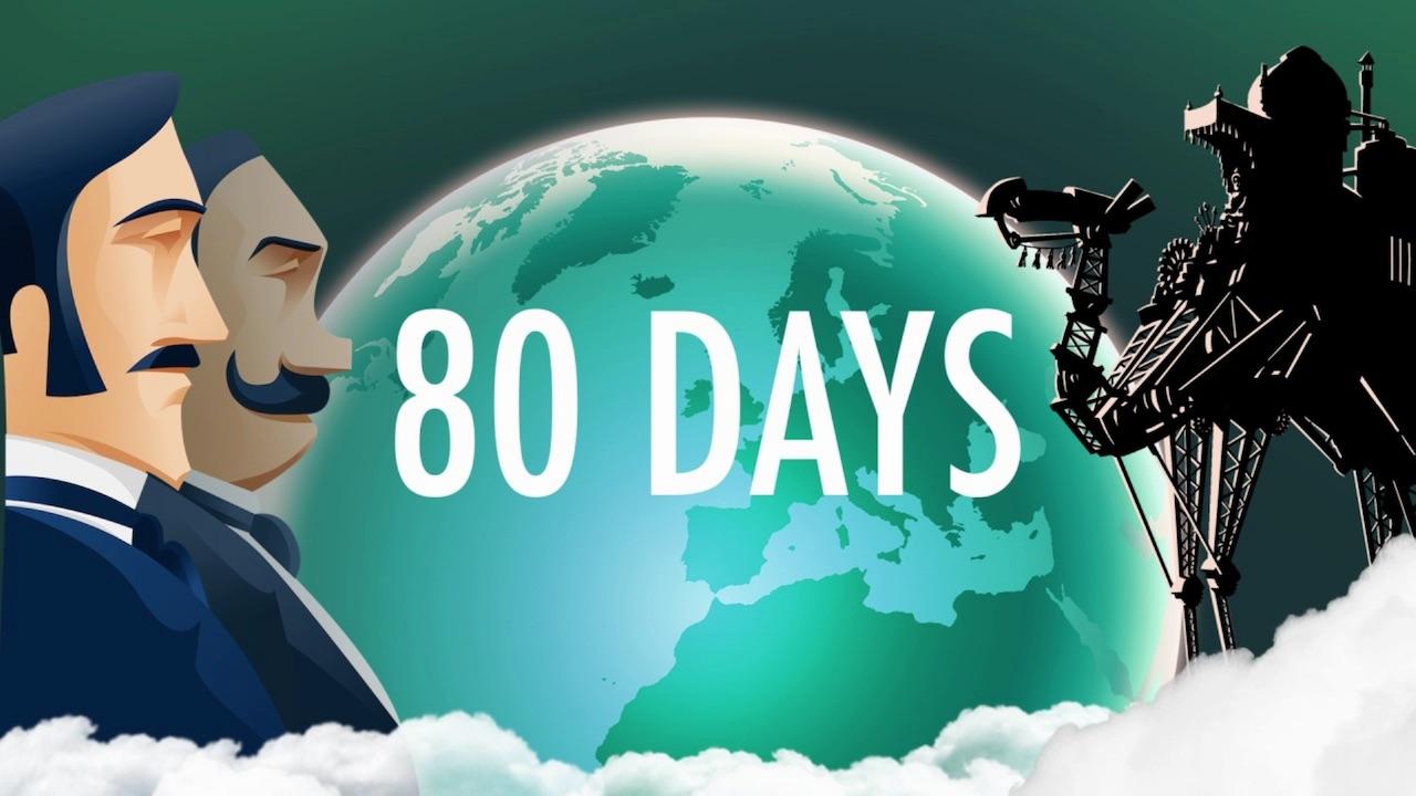 80 Days Logo