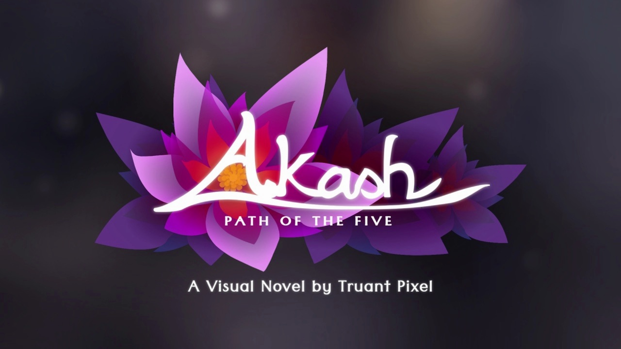 Akash: Path Of The Five Logo