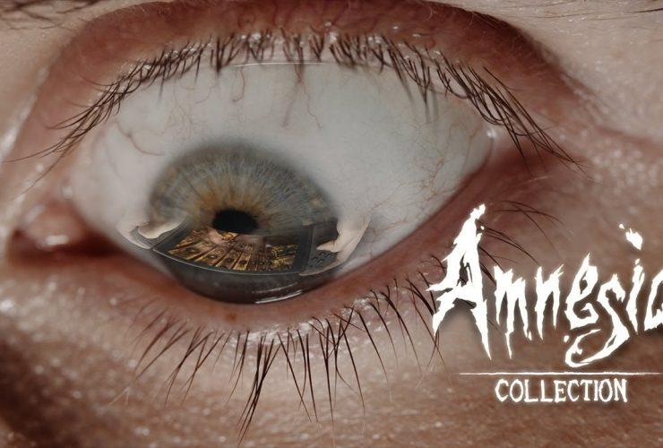 Amnesia: Collection Logo