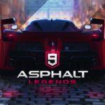 Asphalt 9: Legends Logo