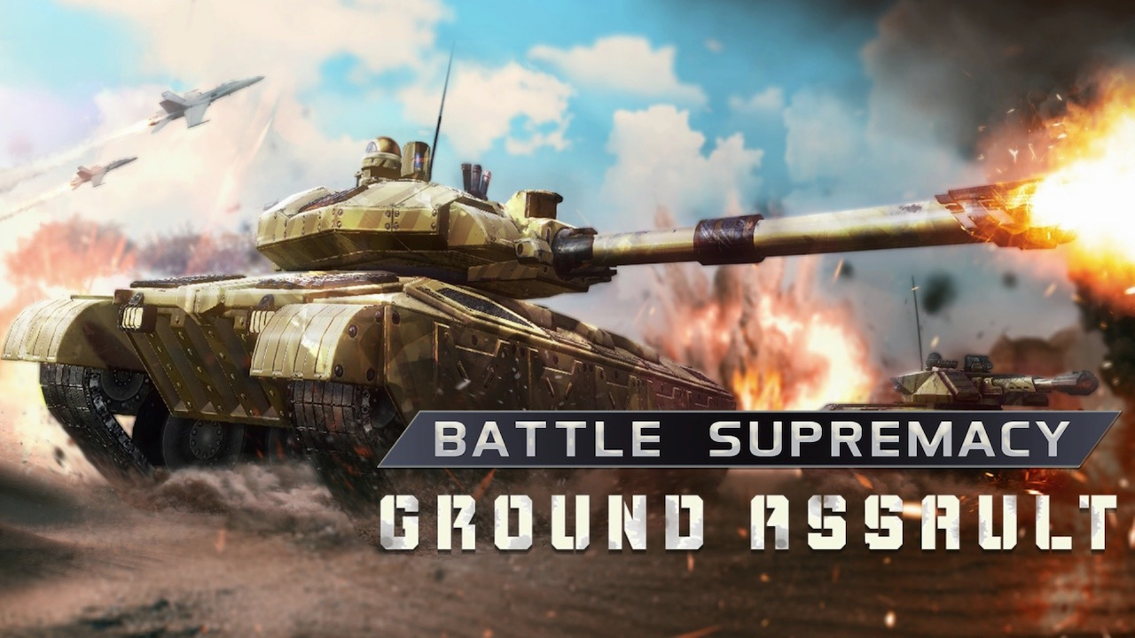 Battle Supremacy: Ground Assault Logo