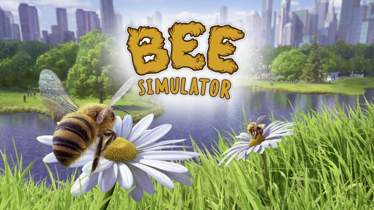 Bee Simulator Logo