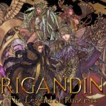 Brigandine: The Legend Of Runersia Logo