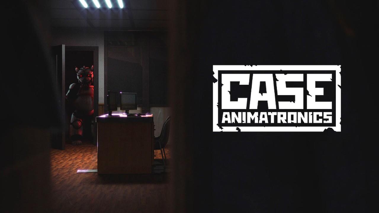 CASE: Animatronics Logo