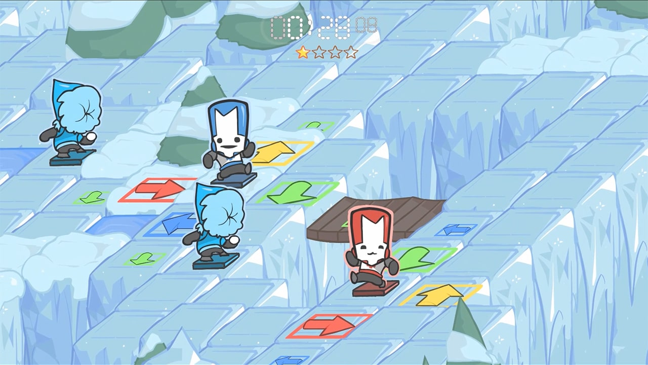 Castle Crashers Remastered Review Screenshot 3