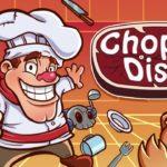 Chop Is Dish Logo