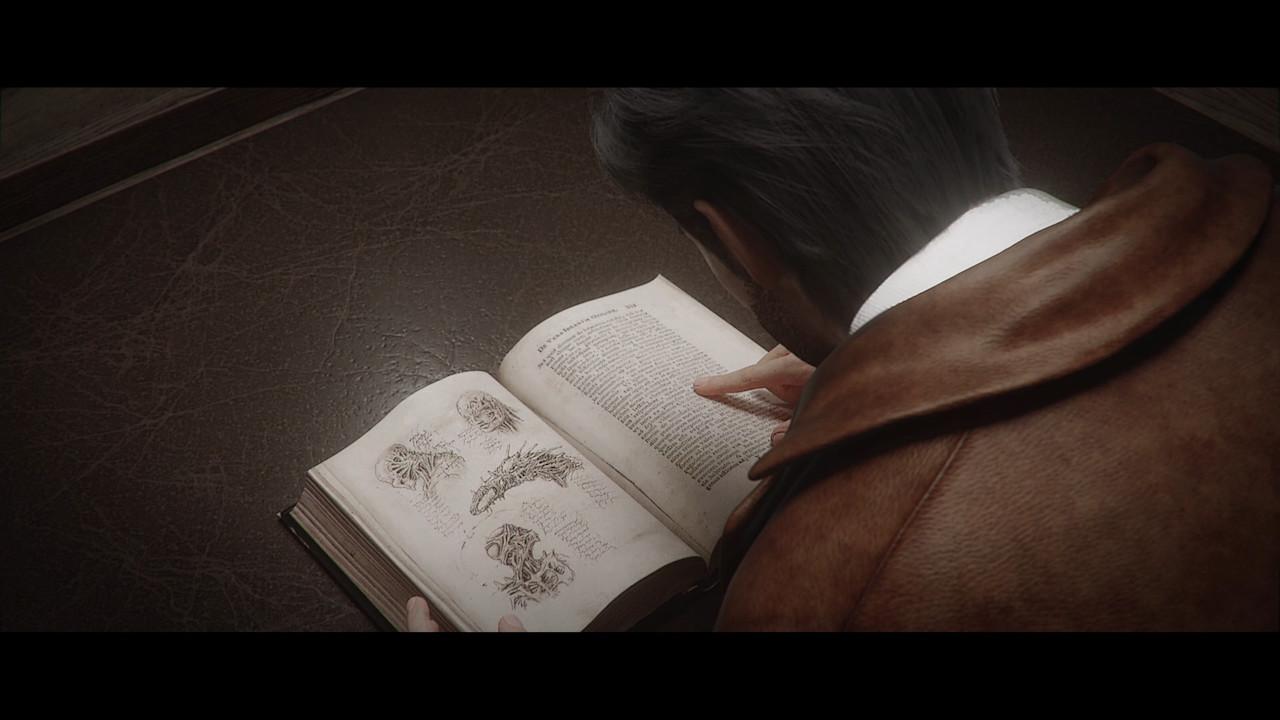 Cthulhu: Books of Ancients Screenshot