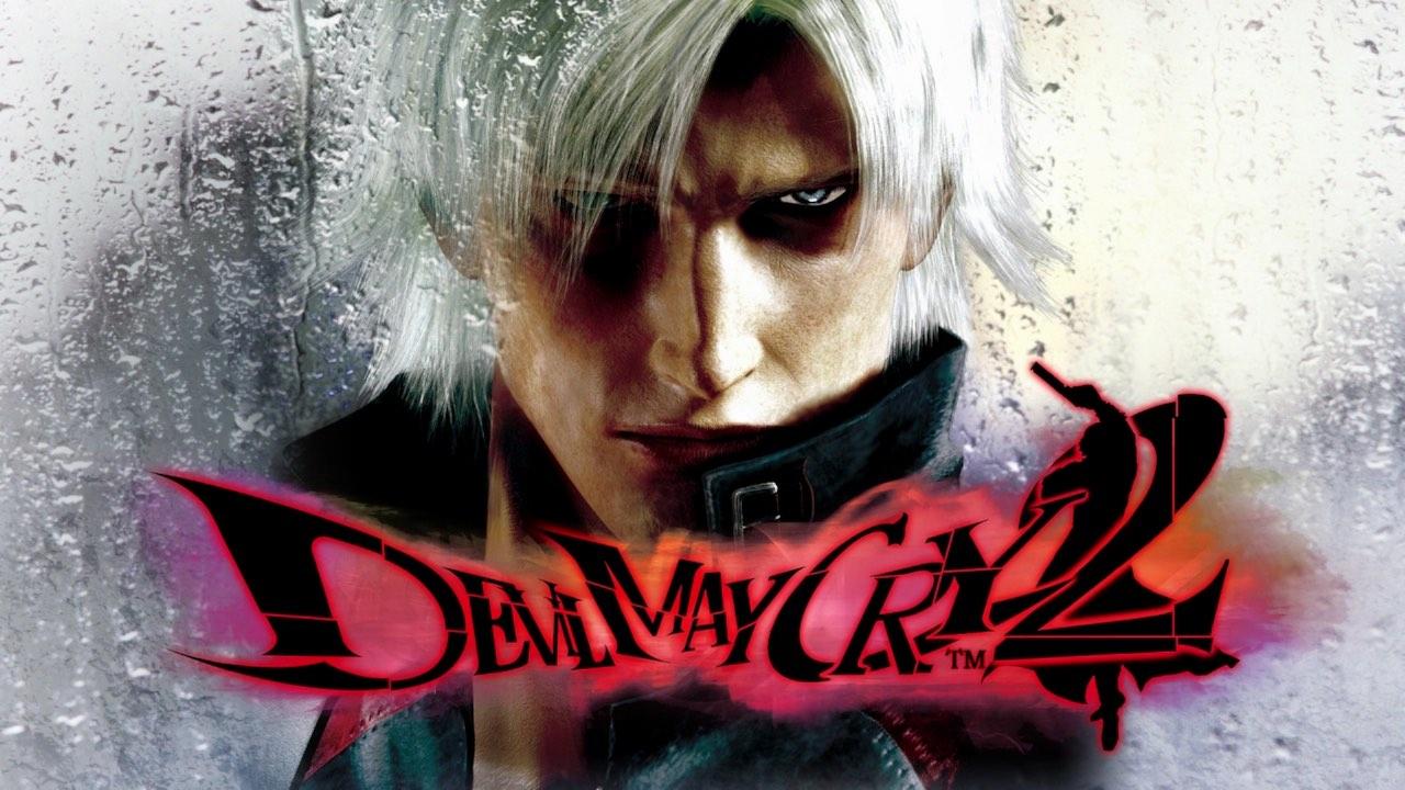 Devil May Cry 2 Logo