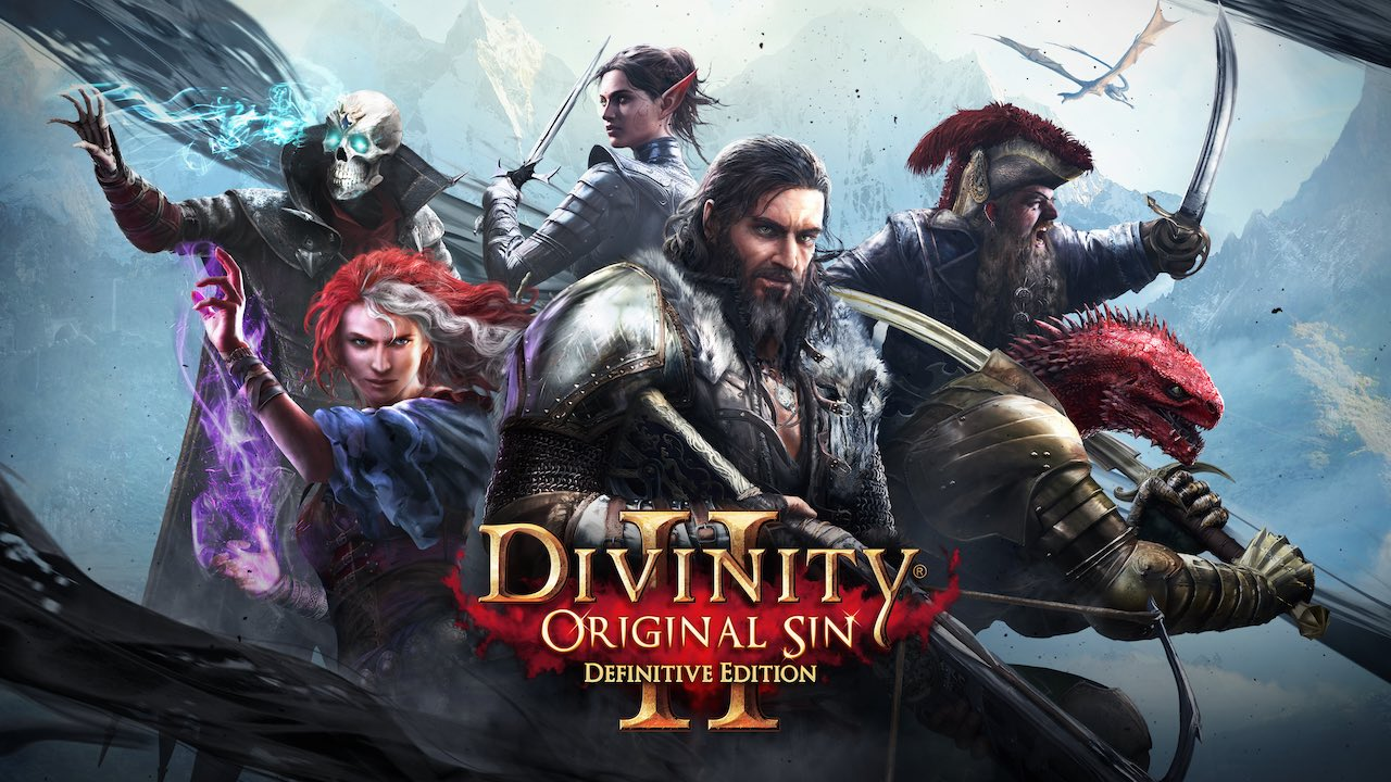 Divinity: Original Sin 2 Definitive Edition Logo