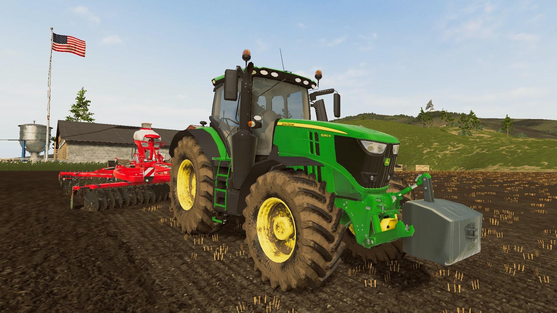 Farming Simulator 20 Switch Screenshot 1
