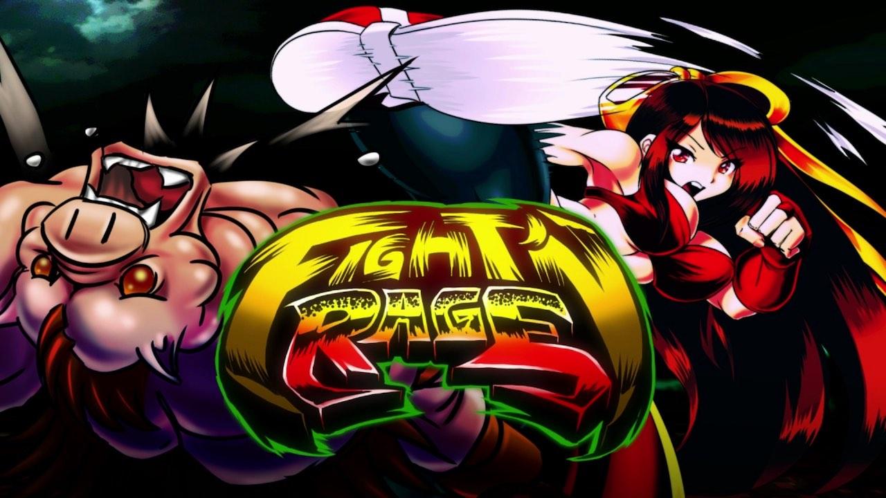 Fight'N Rage Logo