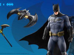 Fortnite Batman Caped Crusader Pack Screenshot