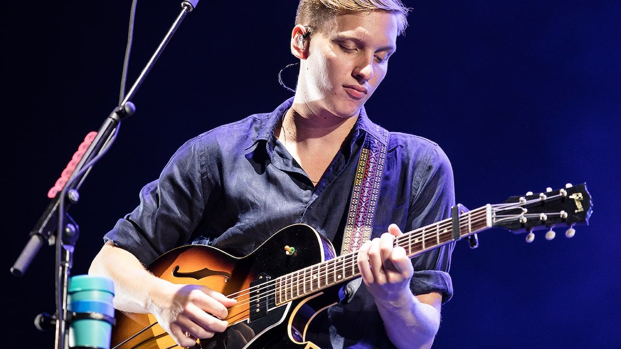 George Ezra Shotgun Photo