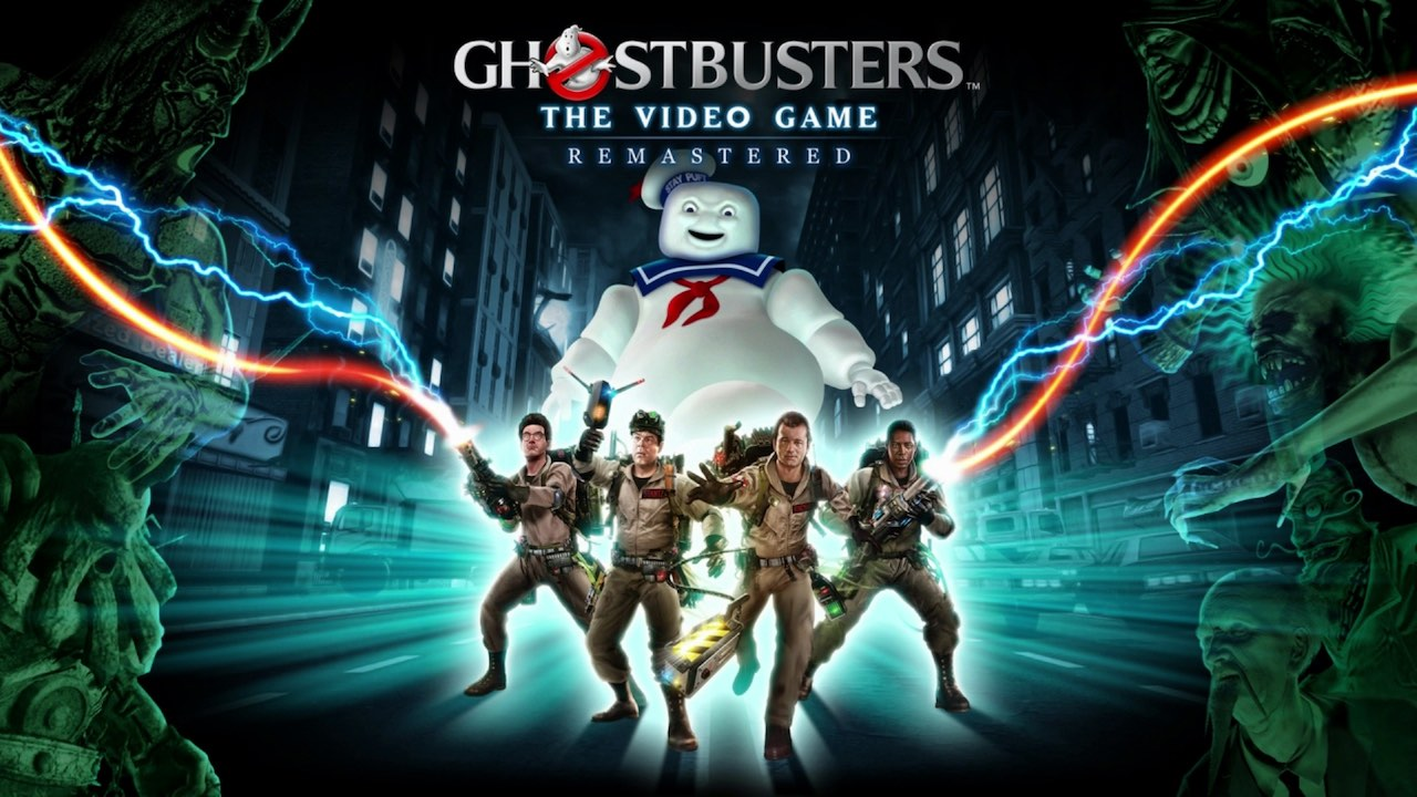Ghostbusters: The Video Game Remastered Logo