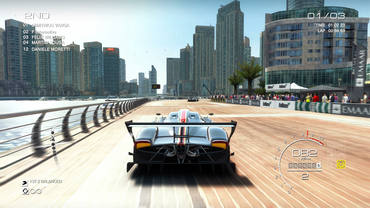 GRID Autosport Review Screenshot 4