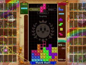 Kirby Tetris 99 Theme Screenshot