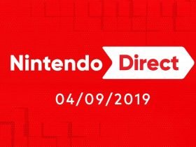 Nintendo Direct September 2019 Logo