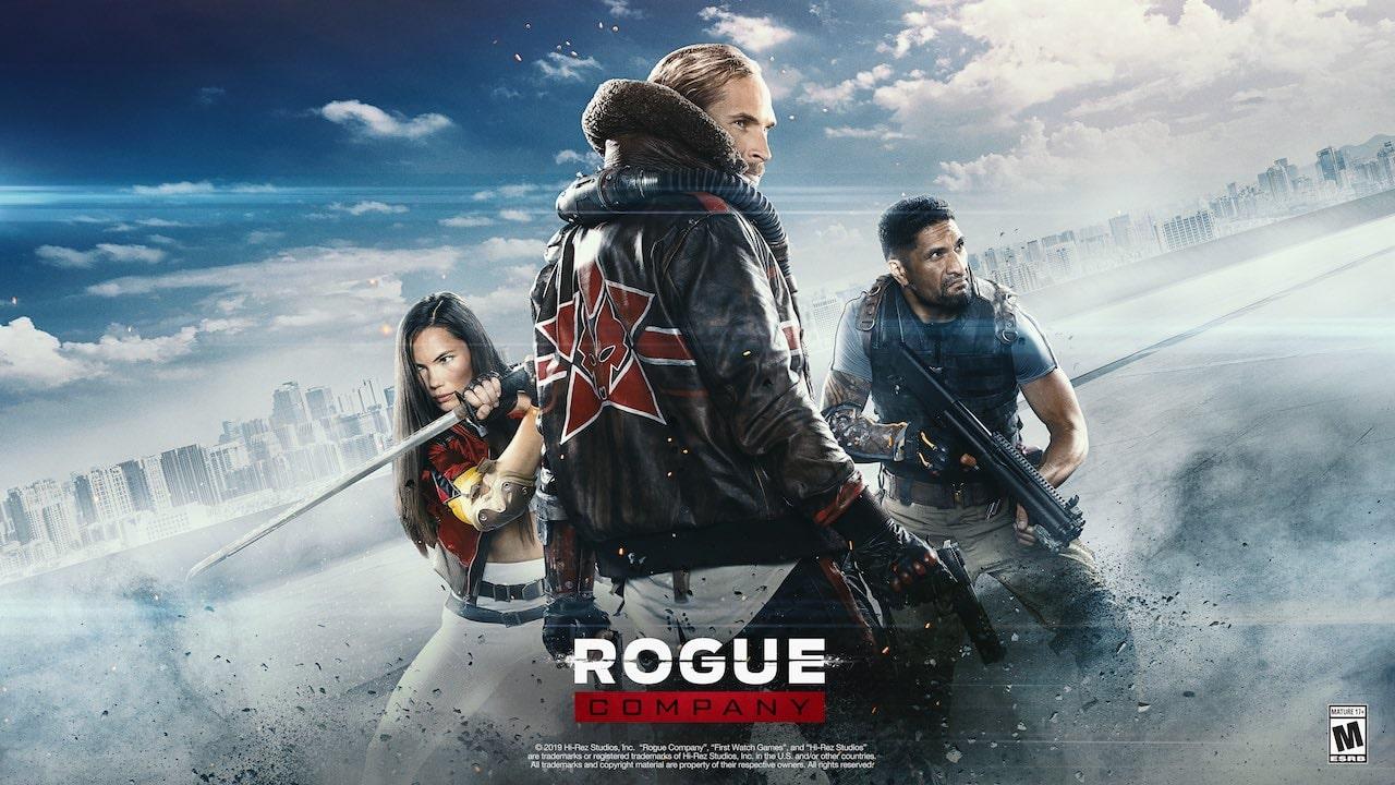 Rogue Company Logo