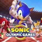 Sonic At The Olympic Games Tokyo 2020 Logo
