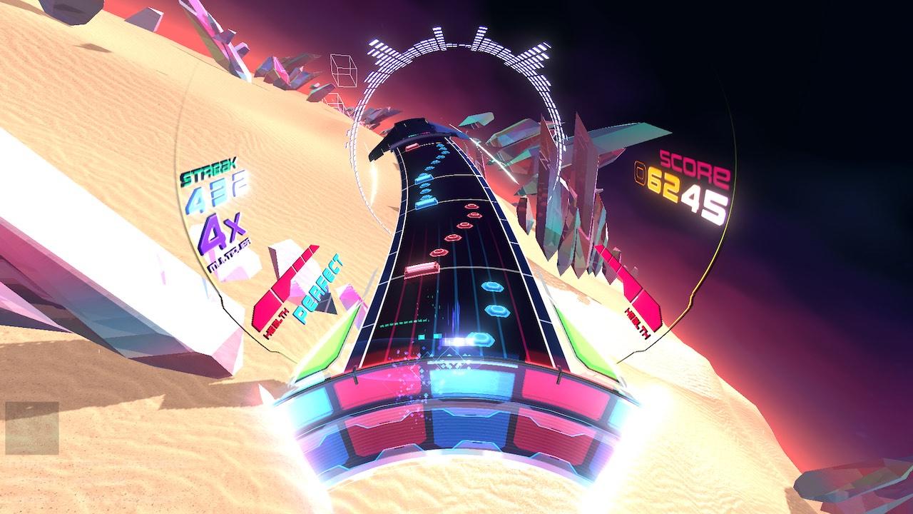 Spin Rhythm XD Screenshot