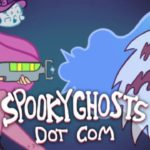 Spooky Ghosts Dot Com Logo