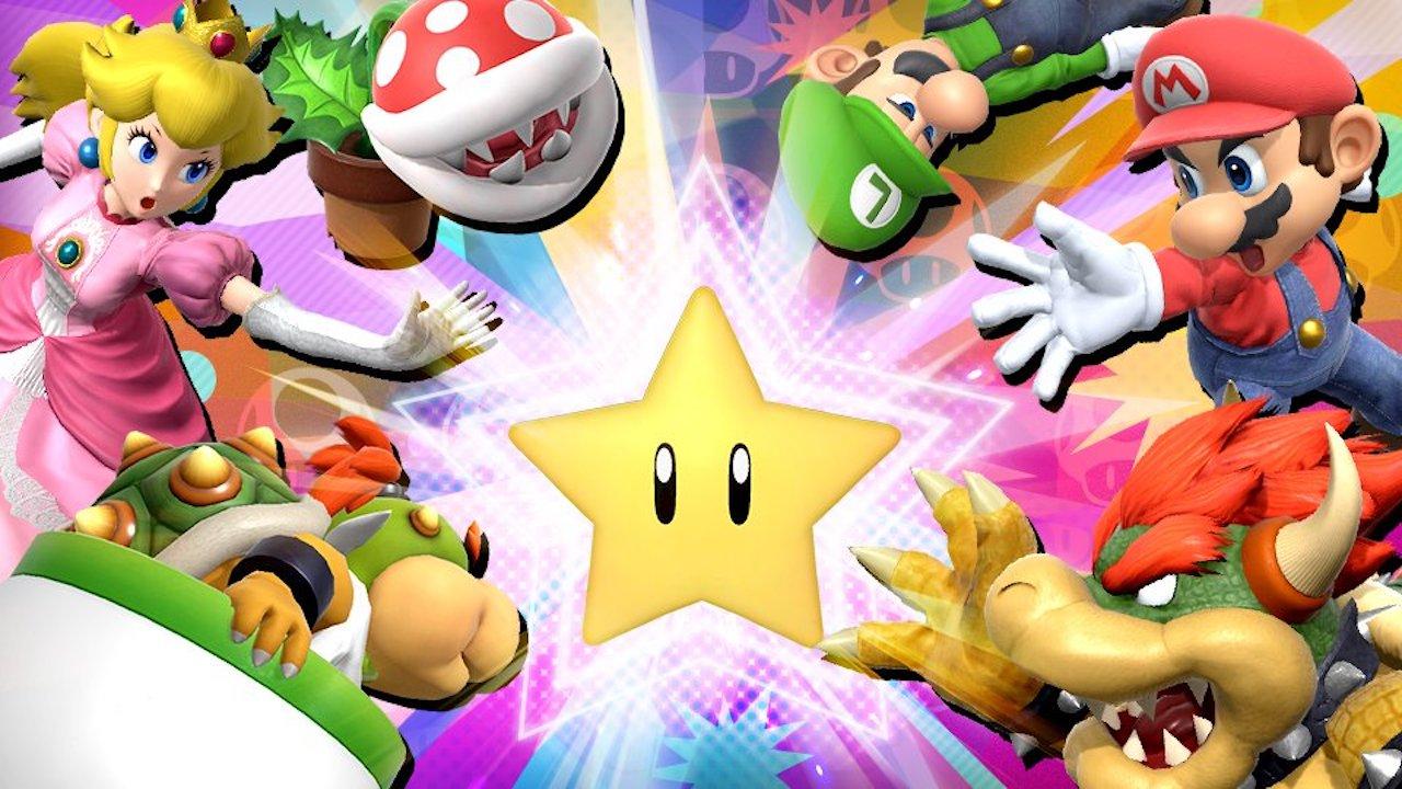 Super Smash Bros. Ultimate Next Big Super Star Event Image