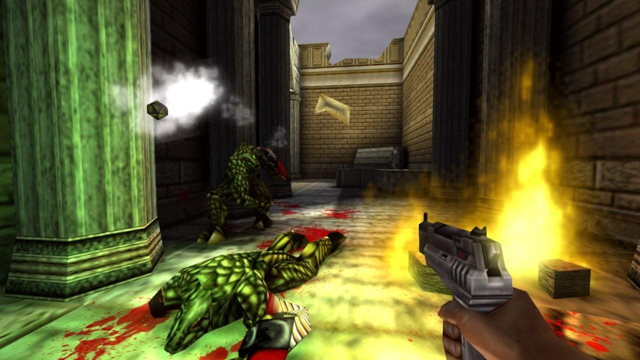 Turok 2: Seeds Of Evil Review Screenshot 1