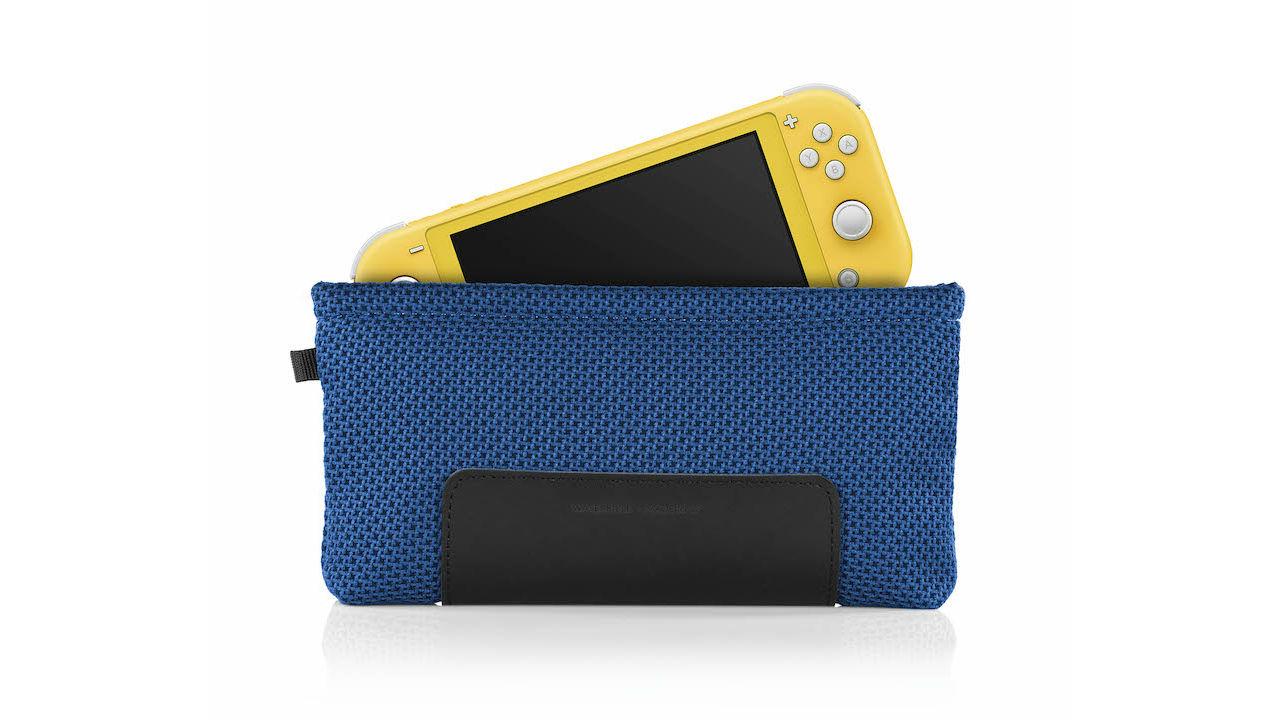 WaterField Designs Nintendo Switch Lite Slip Case Photo 2
