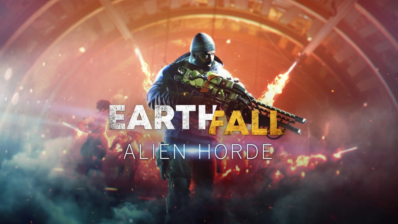 Earthfall: Alien Horde Logo