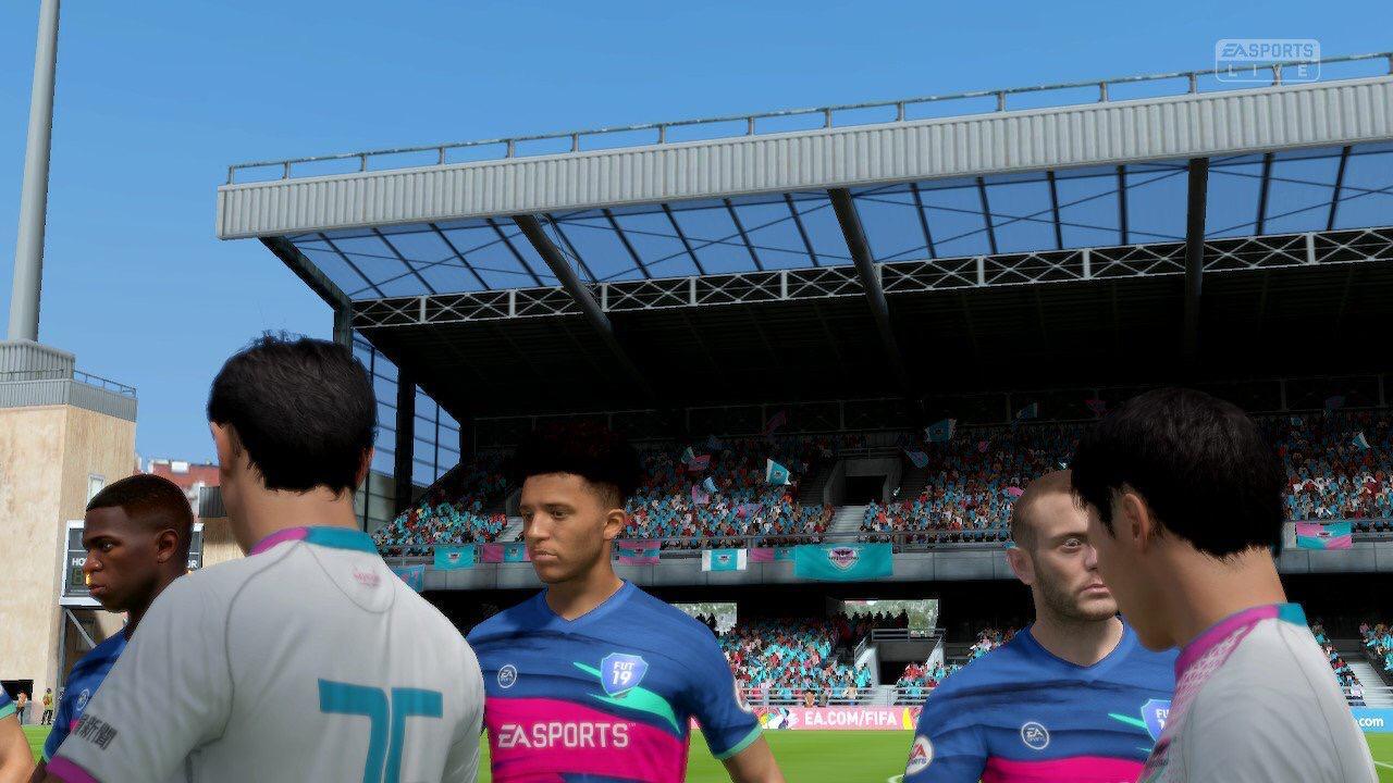 FIFA 20 Legacy Edition Review Screenshot 1