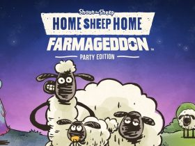 Home Sheep Home Farmageddon Party Edition Logo