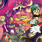 Mario and Luigi Superstar Saga Image