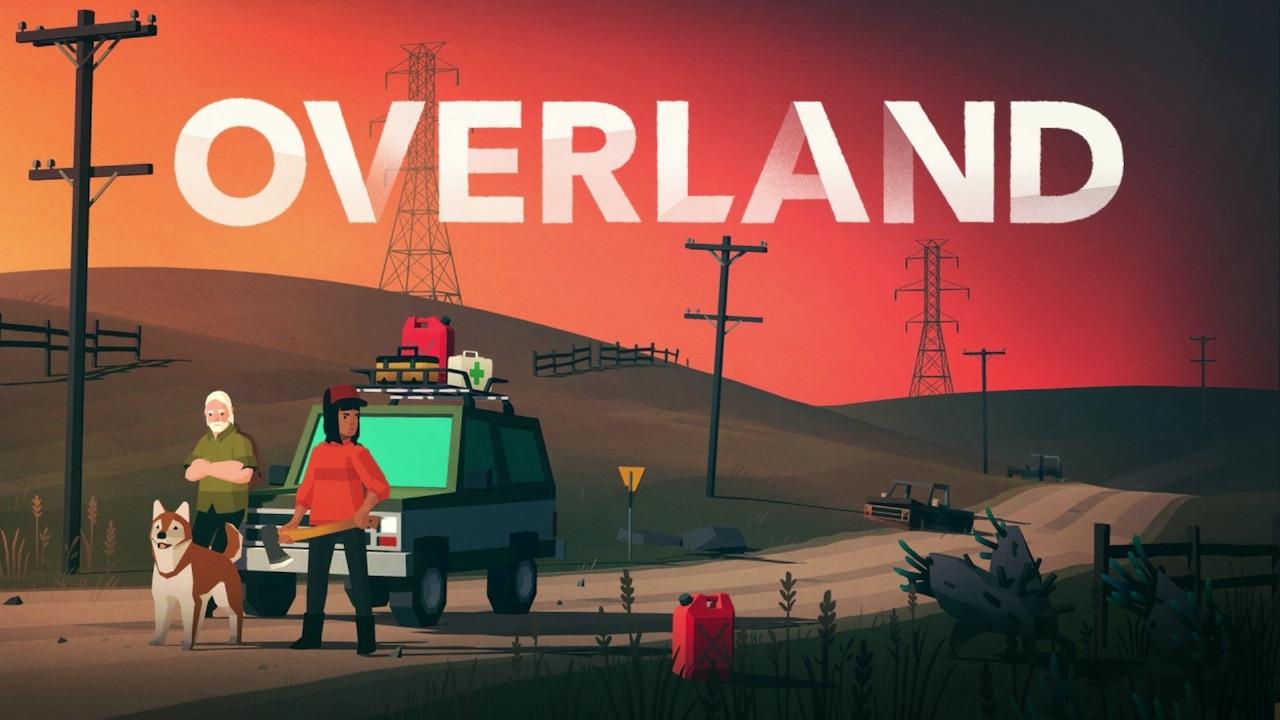 Overland Review Header