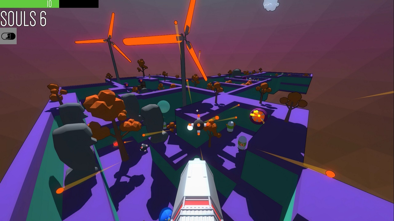 Polygod Review Screenshot 1