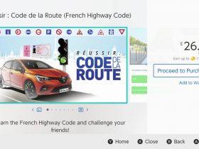 Réussir: Code de la Route Screenshot